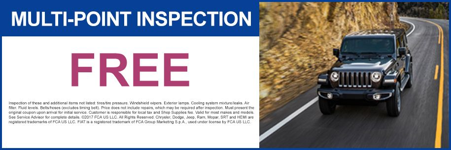 Multi-Point Vehicle Inspection